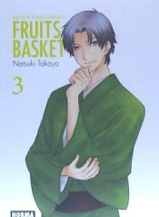 Fruits Basket 03 (ed. Coleccionista)