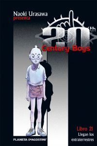 20th Century Boys Nº21