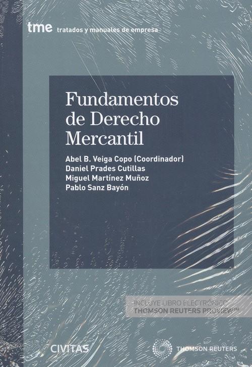 Fundamentos De Derecho Mercantil (dúo)
