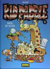 Kid Paddle, 5 Nata De Alien