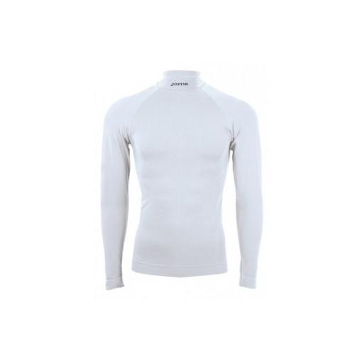 Camiseta Termica Joma Brama Blanca Hombre  4f91ede3f38