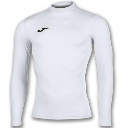 659e1f5974 Camiseta Térmica Manga Larga Joma Brama Adulto Blanca