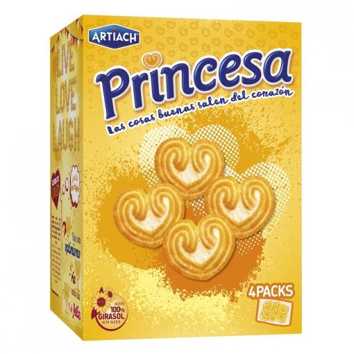 Galletas Princesa Artiach 120 g.
