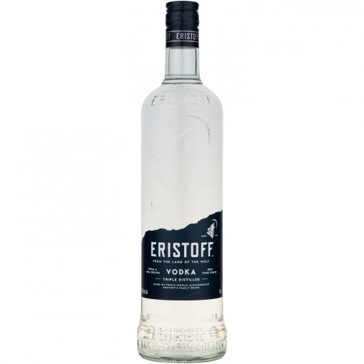 Vodka Eristoff premium 1 l.