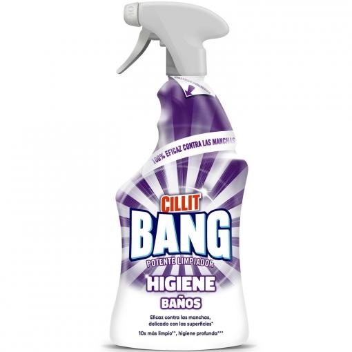 Limpiador en spray con lejia Cillit Bang 750 ml.