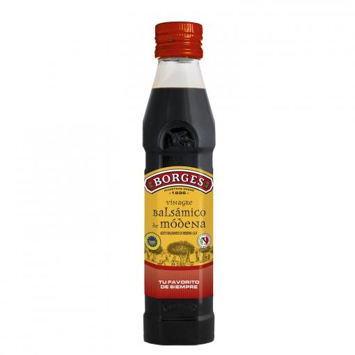Vinagre balsámico de módena Borges 250 ml.