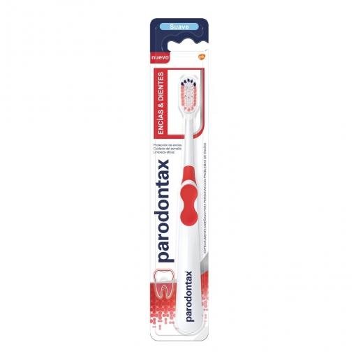 Cepillo encías & dientes Parodontax 1 ud.