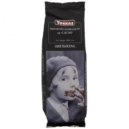 Chocolate a la taza en polvo Torras 180 g.