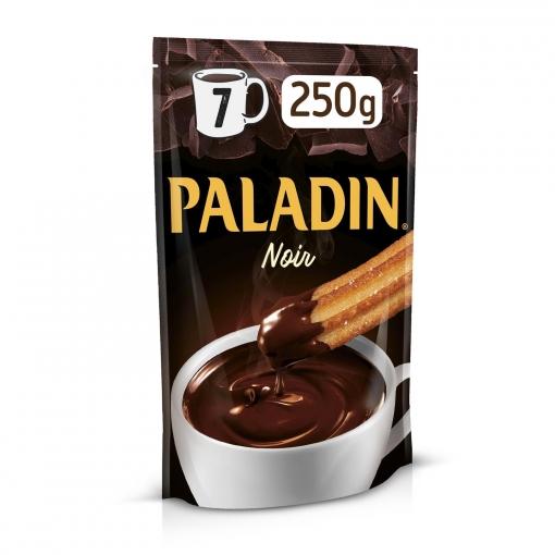 Chocolate a la taza noir Paladín 250 g.