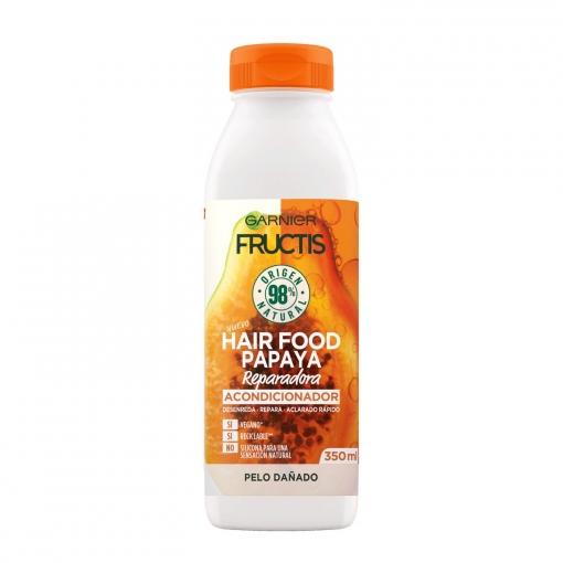 Acondicionador reparadora papaya Garnier 350 ml.