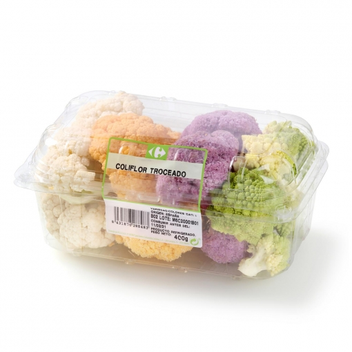 Coliflor color 400 g