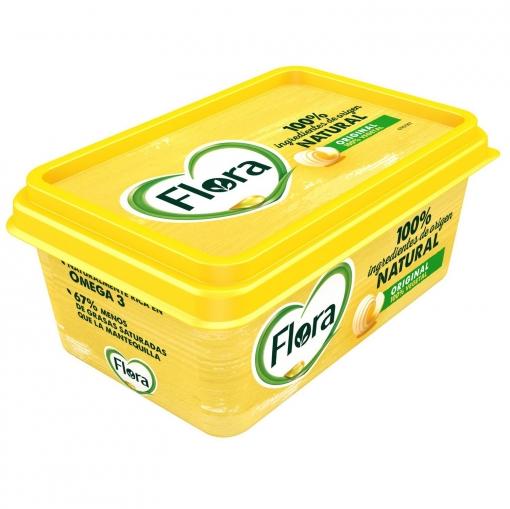 Margarina con Omega 3 y 6 Flora 260 g.
