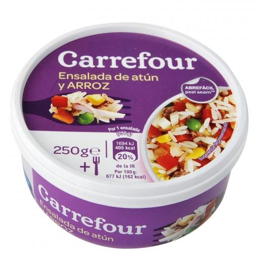 Ensalada de arroz Carrefour 250 g.