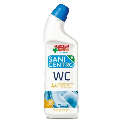 Limpiador de baño frescor cítrico en gel Sani Centro 1 l.
