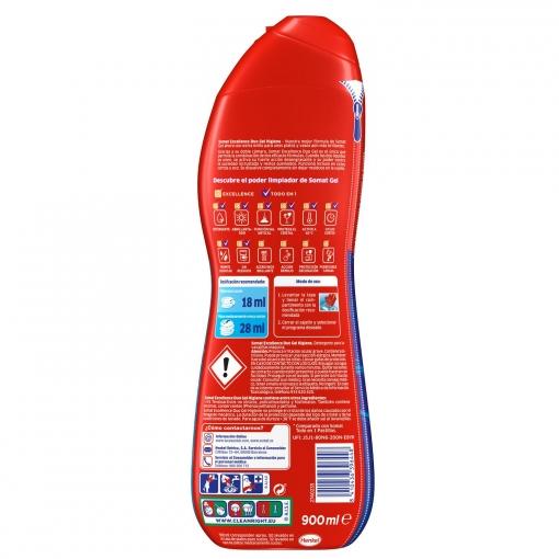 Gel Para Lavavajillas Oro Somat 50 Lavados Carrefour Supermercado Compra Online