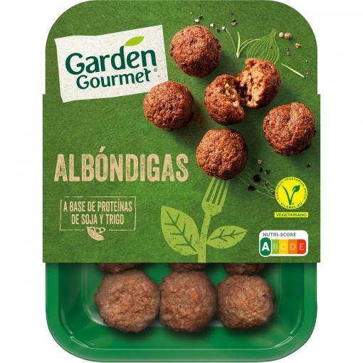 Albóndigas vegetales Garden Gourmet 200 g.