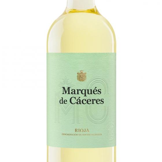 Vino D.O. Rioja blanco Marqués de Cáceres 75 cl. - 1