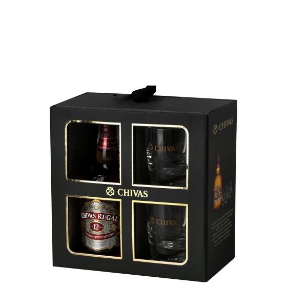 Whisky Chivas Regal escocés 12 años 70 cl. - 5
