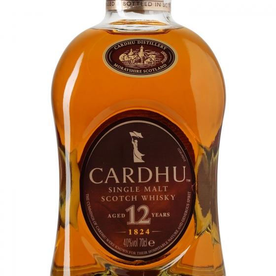Whisky Cardhu escocés 12 años 70 cl. - 1