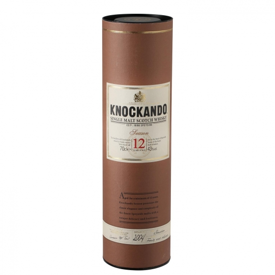 Whisky Knockando escocés 12 años 70 cl. - 4