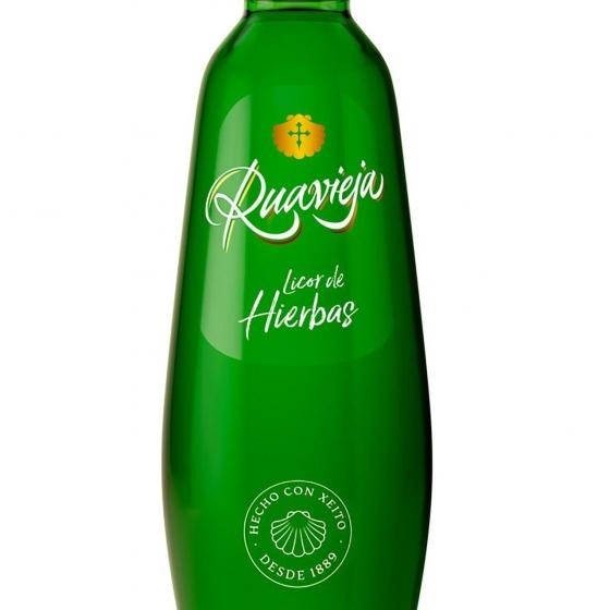 Licor de hierbas Ruavieja 70 cl. - 1