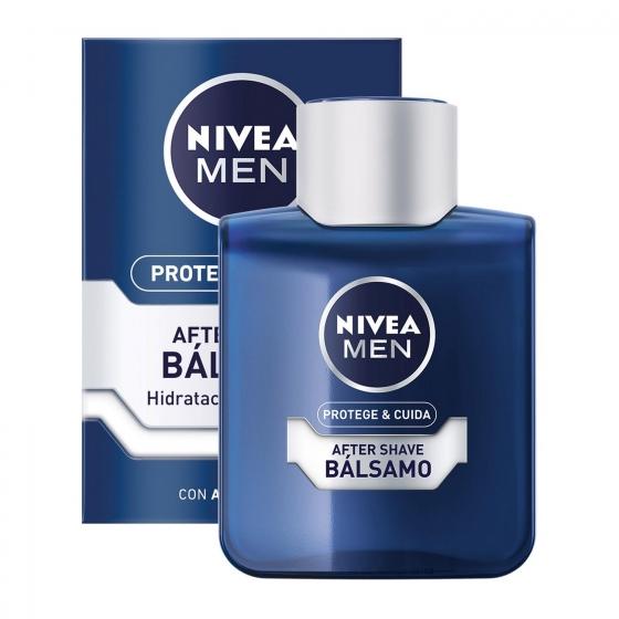 Protege & Cuida Bálsamo After Shave Hidratante Nivea Men 100 ml.