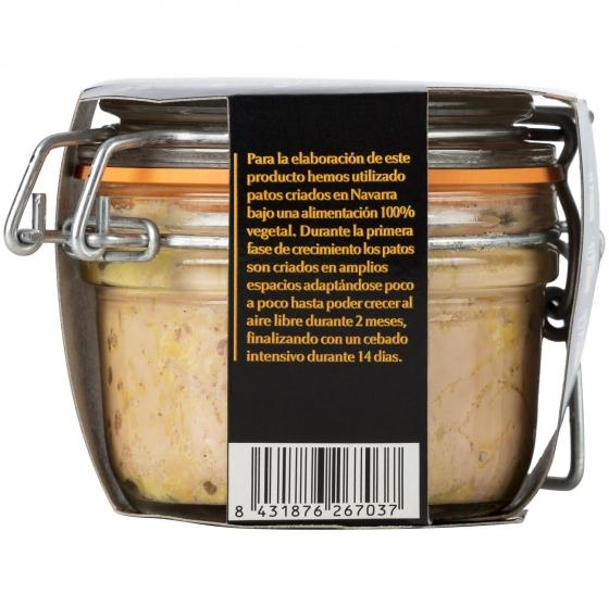 Foie gras entero de pato Carrefour Selección sin gluten 130 g. - 3