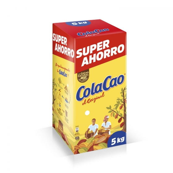 Cacao soluble Cola Cao 5,7 kg. - 3