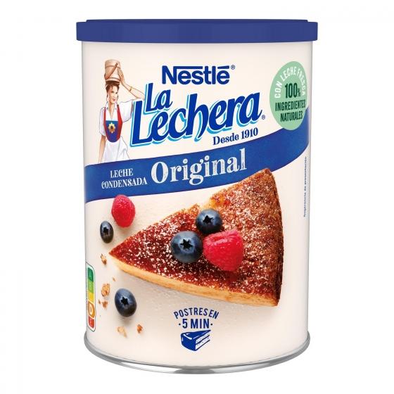 Leche condensada Nestlé - La Lechera 740 g. - 3