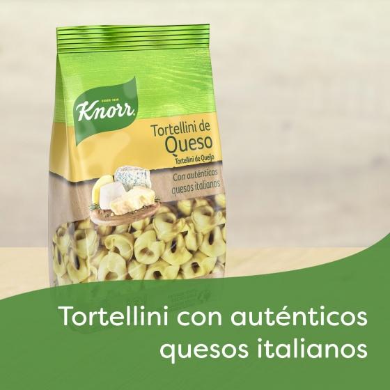 Tortellini de quesos Knorr 250 g. - 1