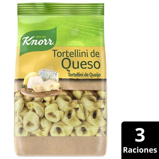 Tortellini de quesos Knorr 250 g. - 3