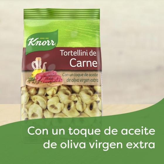 Tortellini de carne Knorr 250 g. - 1