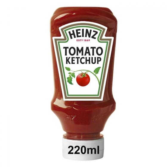 Kétchup Heinz envase 250 g.