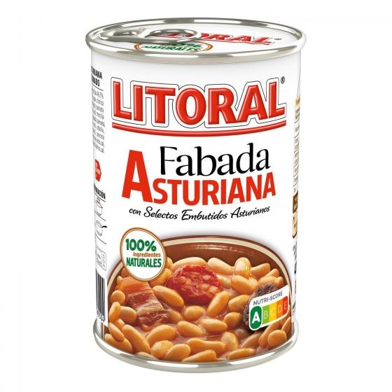 Fabada asturiana Litoral 435 g. - 3