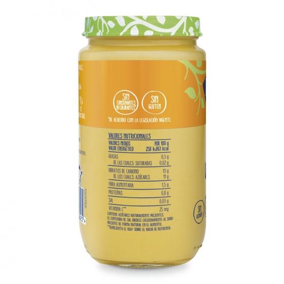 Tarrito de frutas variadas desde 4 meses Hero Baby 235 g. - 3