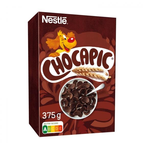 Cereales integrales Chocapic Nestlé 375 g.