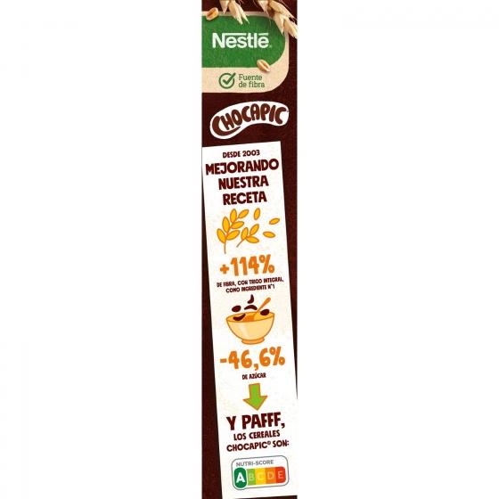 Cereales integrales Chocapic Nestlé 375 g. - 1