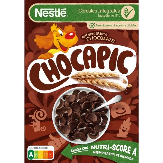 Cereales integrales Chocapic Nestlé 375 g. - 3