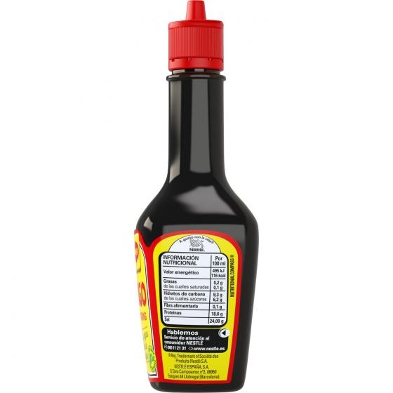Jugo condimento Maggi botella 125 g. - 1