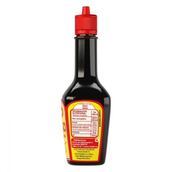 Jugo condimento Maggi botella 125 g. - 3
