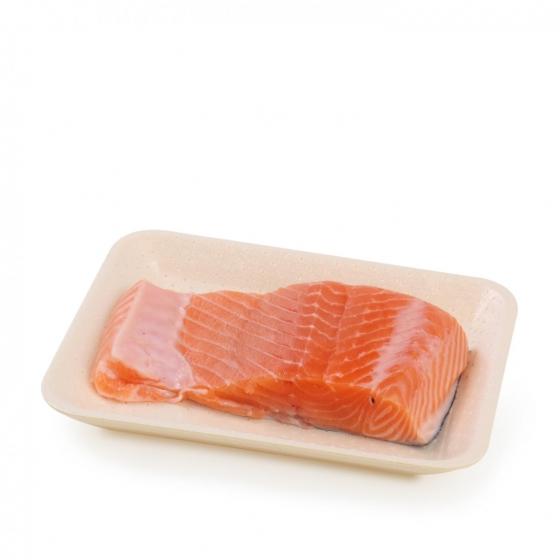 Lomo de salmón Carrefour Calidad y Origen 500 g aprox - 1