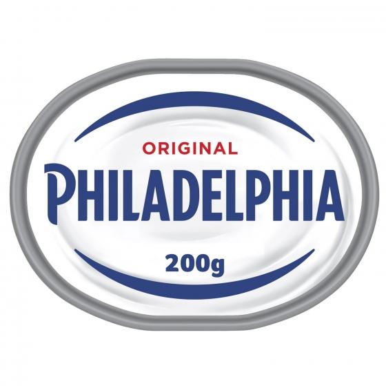Queso de untar original Philadelphia 200 g.