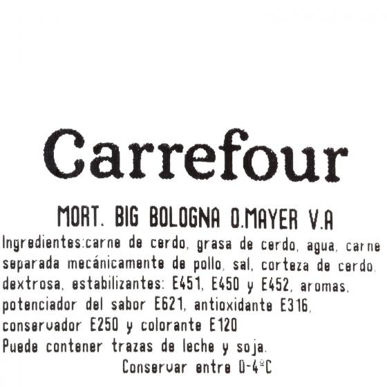 Mortadela big bologna Oscar Mayer al corte 150 g aprox - 3
