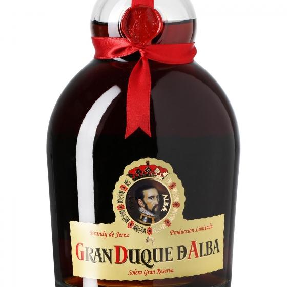 Brandy Gran Duque D Alba solera Gran Reserva 70 cl. - 1