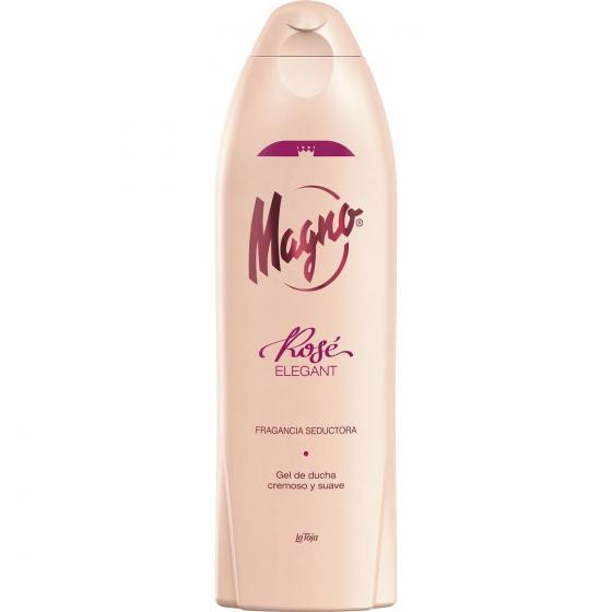 Gel de ducha rose elegant Magno 550 ml.