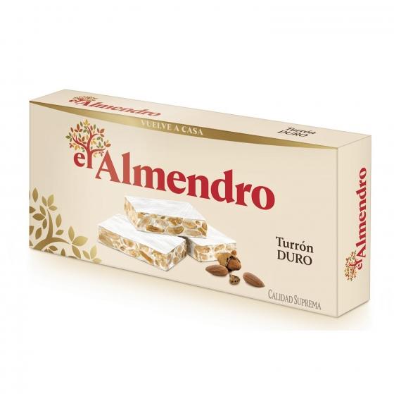 Turrón duro El Almendro 250 g. - 1