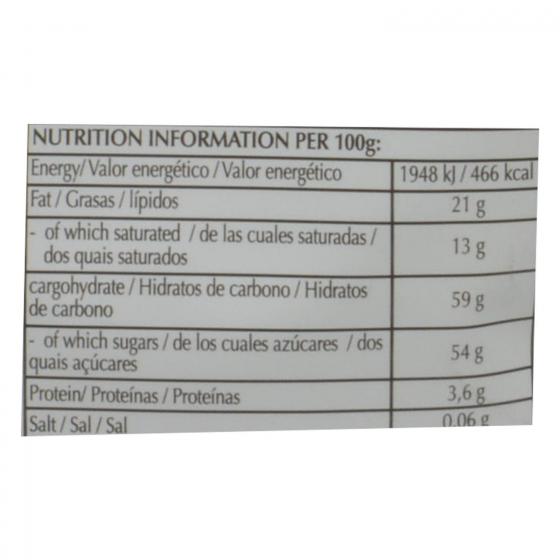 Grageas de chocolate negro rellenas de arándanos y açai sensation fruit Lindt 150 g. - 1