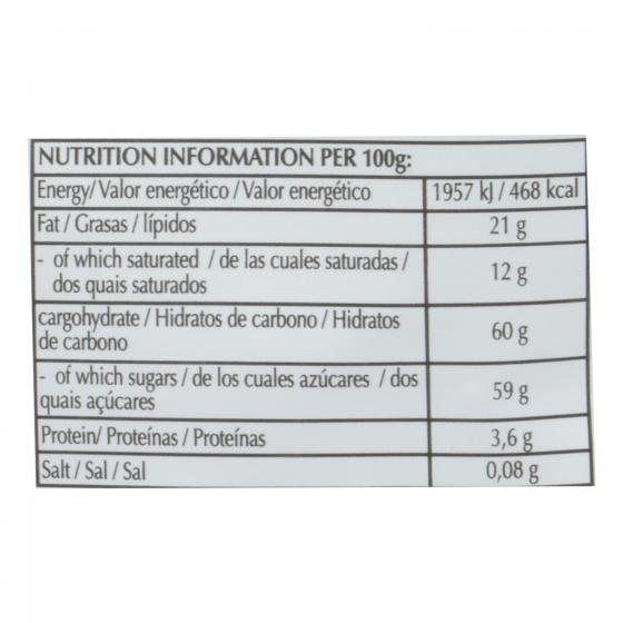 Grageas de chocolate negro rellenas de frambuesa y arándanos rojos sensation fruit Lindt 150 g. - 1