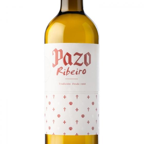 Vino D.O. Ribeiro blanco Pazo 75 cl. - 1