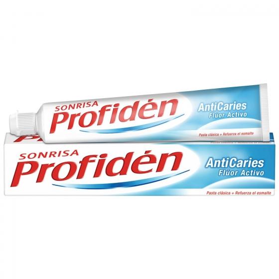 Dentífrico anticaries flúor activo Profidén 75 ml. - 3